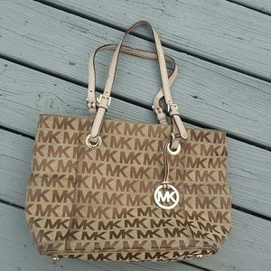 Michael Kors Logo Purse